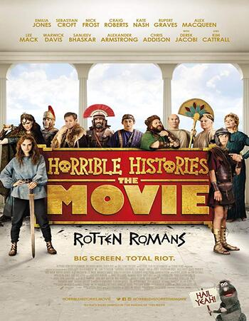 Rotten Romans 2019 720p WEB-DL Full English Movie Download