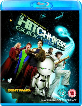 Hitchhikers Guide to the Galaxy (2005) Dual Audio Hindi 480p BluRay x264 300MB