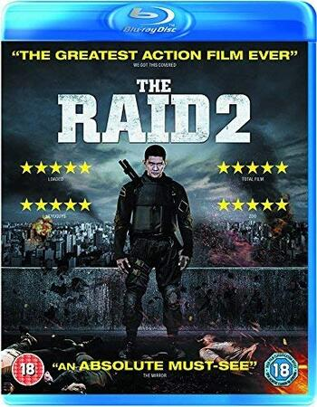 The Raid 2 (2014) Dual Audio Hindi 720p BluRay x264 1.3GB ESubs