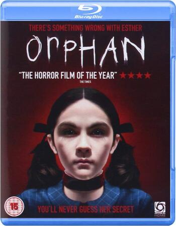 Orphan (2009) Dual Audio Hindi 480p BluRay x264 400MB ESubs