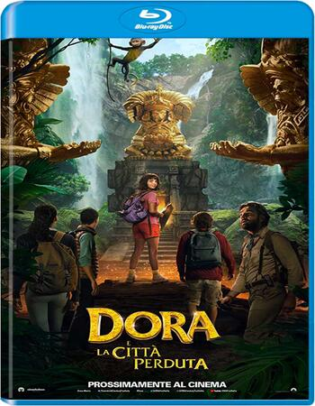 Dora and the Lost City of Gold 2019 Dual Audio Hindi ORG 720p BluRay 1.1GB