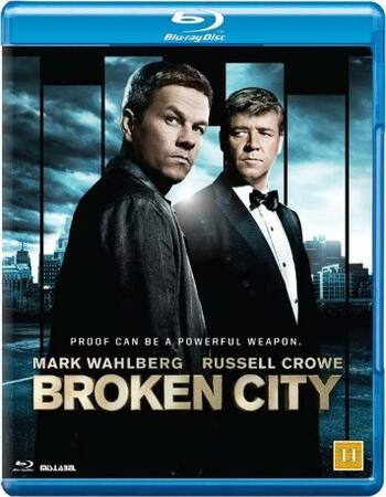 Broken City (2013) Dual Audio Hindi 720p BluRay x264 900MB ESubs