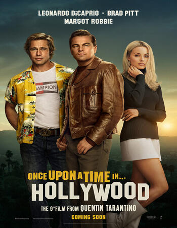 Once Upon a Time In Hollywood 2019 1080p WEB-DL Full English Movie Download
