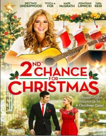 2nd Chance for Christmas 2019 720p WEB-DL Full English Movie Download