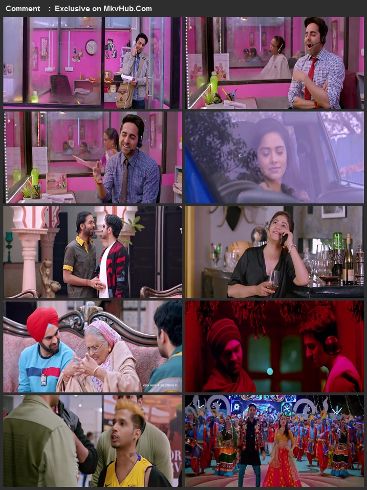 Dream Girl 2019 720p WEB-DL Full Hindi Movie Download