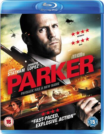 Parker (2013) Dual Audio Hindi 720p BluRay x264 950MB ESubs