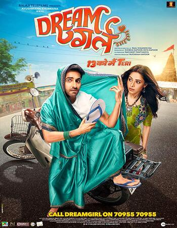 Dream Girl 2019 1080p WEB-DL Full Hindi Movie Download