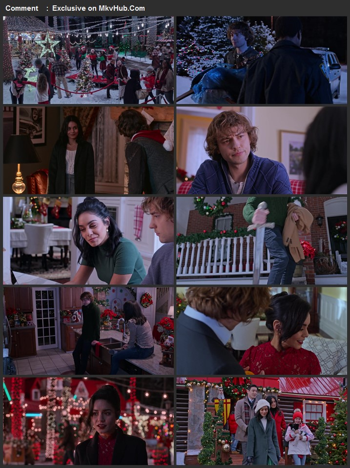 The Knight Before Christmas 2019 720p WEB-DL Full English Movie Download