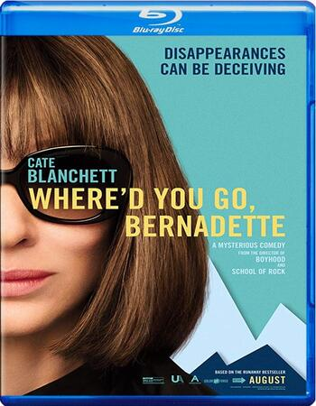 Where'd You Go, Bernadette 2019 1080p BluRay Full English Movie Download