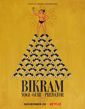 Bikram Yogi, Guru, Predator 2019 720p WEB-DL Full English Movie Download