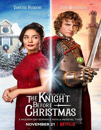 Knight Before Christmas 2019 Dual Audio Hindi 480p WEB-DL 300MB