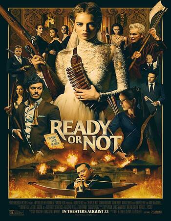 Ready or Not (2019) English 720p WEB-DL x264 800MB Movie Download