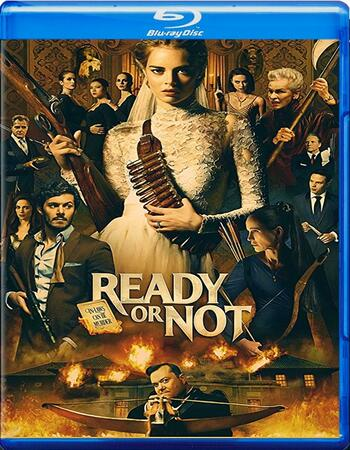 Ready or Not 2019 1080p BluRay Full English Movie Download