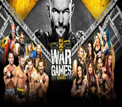 NXT TakeOver WarGames 2019 Full Show 720p WEBRip x264 1.3GB MKV