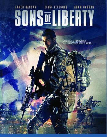 Sons Of Liberty (2013) Dual Audio Hindi 500MB WEB-DL 720p HEVC x265