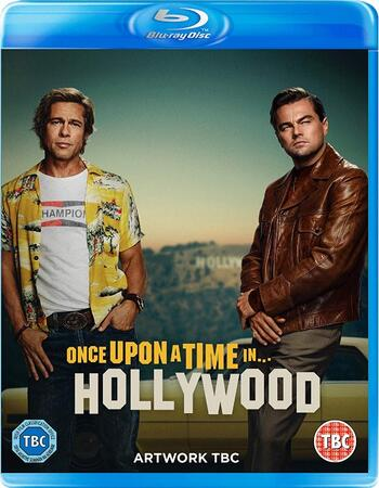 Once Upon a Time In Hollywood 2019 720p BluRay Full English Movie Download