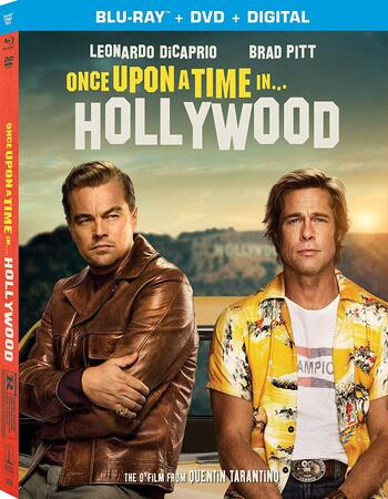 Once Upon a Time in Hollywood (2019) English 720p BluRay x264 ESubs Movie Download