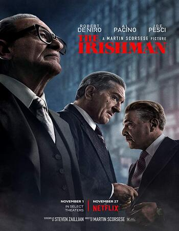 The Irishman 2019 1080p WEB-DL Full English Movie Download