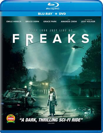 Freaks (2018) English 480p BluRay x264 300MB ESubs