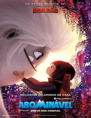 Abominable (2019) English 720p WEB-DL x264 800MB ESubs Movie Download