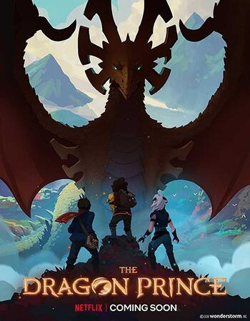 The Dragon Prince S03 Complete Hindi 720p WEB-DL x264 2.4GB Download