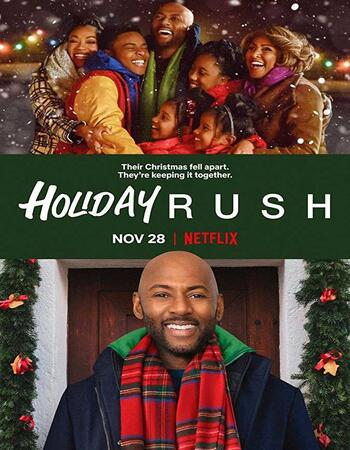 Holiday Rush (2019) Dual Audio Hindi ORG 720p WEB-DL x264 ESubs Movie Download