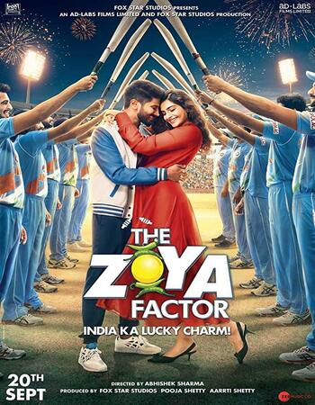 The Zoya Factor 2019 1080p WEB-DL Full Hindi Movie Download