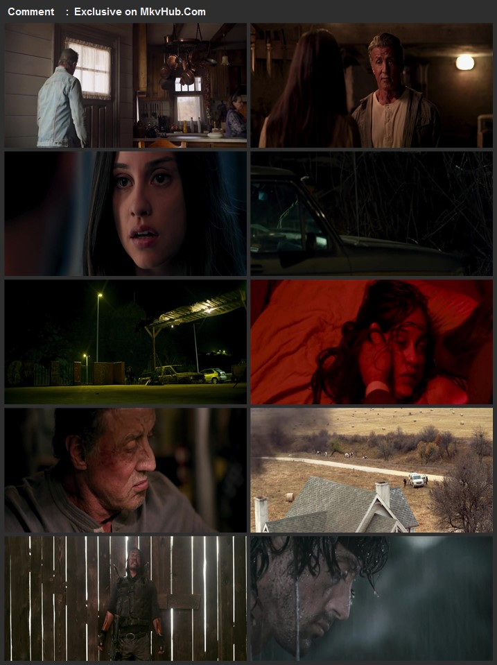 Rambo Last Blood 2019 720p BluRay Full English Movie Download