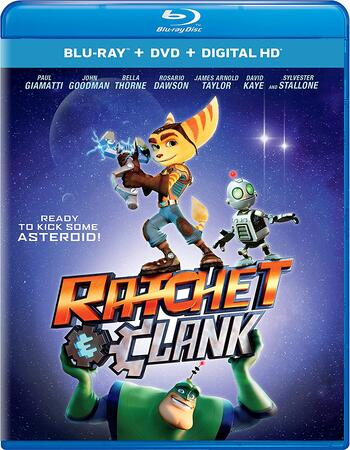 Ratchet and Clank (2016) Dual Audio Hindi 720p BluRay 750MB ESubs Movie Download