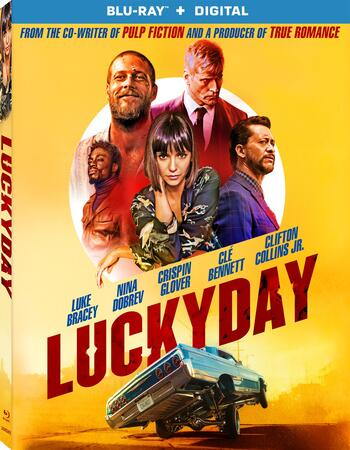 Lucky Day 2019 720p BluRay Full English Movie Download