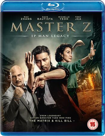Master Z The Ip Man Legacy (2018) Dual Audio Hindi 1080p BluRay 2.8GB Movie Download