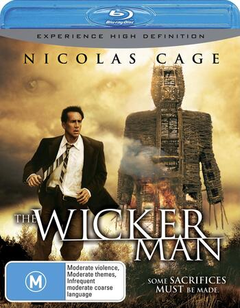 The Wicker Man (2006) Dual Audio Hindi 720p BluRay x264 800MB ESubs Movie Download