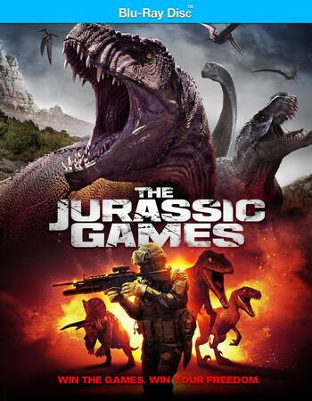 The Jurassic Games (2018) Dual Audio Hindi 720p BluRay 850MB ESubs Movie Download