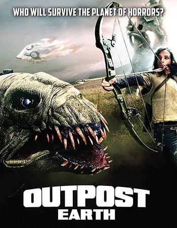 Outpost Earth 2019 720p WEB-DL Full English Movie Download