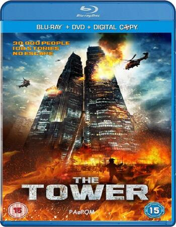 The Tower 2012 Dual Audio Hindi 720p BluRay x264 800MB ESubs