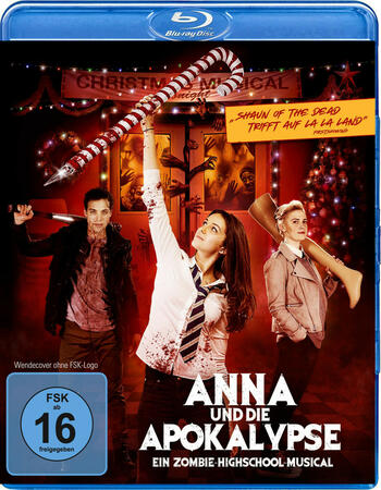 Anna and the Apocalypse 2018 1080p BluRay Full English Movie Download