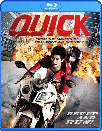 Quick (2011) Hindi Dubbed 480p BluRay x264 300MB ESubs