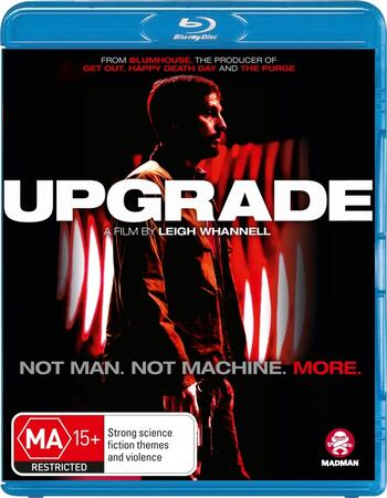 Upgrade 2018 720p BluRay Full English Movie Download