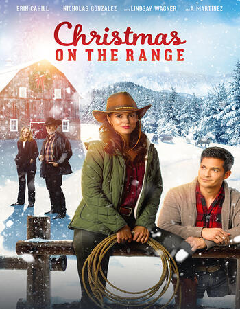 Christmas on the Range 2019 720p WEB-DL Full English Movie Download