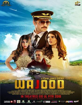 Wajood 2018 Urdu 480p WEB-DL x264 350MB ESubs