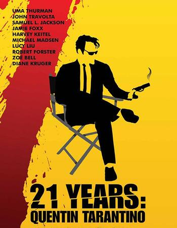21 Years Quentin Tarantino 2019 720p WEB-DL Full English Movie Download