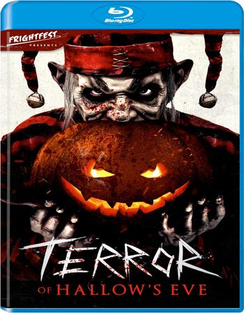 The Terror of Hallow's Eve (2017) Dual Audio Hindi 250MB BluRay 480p Download