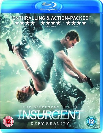 Insurgent 2015 720p BluRay ORG Dual Audio In Hindi English