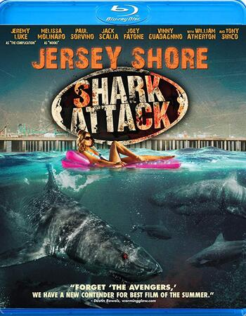 Jersey Shore Shark Attack 2012 720p BluRay ORG Dual Audio In Hindi English