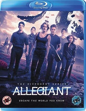 Allegiant 2016 720p BluRay ORG Dual Audio In Hindi English