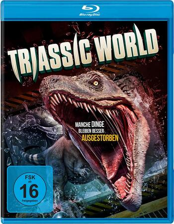 Triassic World 2018 720p BluRay ORG Dual Audio In Hindi English