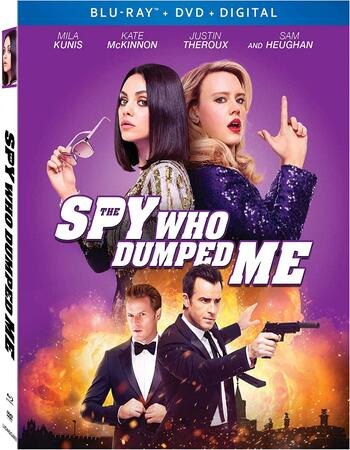 The Spy Who Dumped Me 2018 720p BluRay ORG Dual Audio In Hindi English