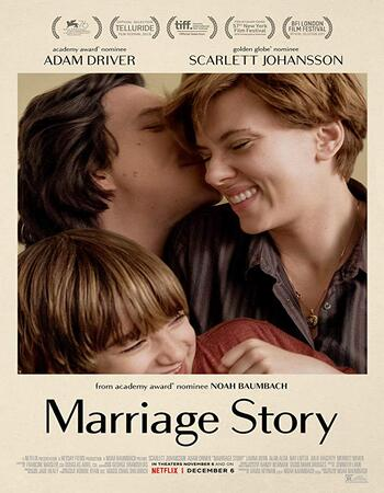 Marriage Story 2019 720p WEB-DL Full English Movie Download