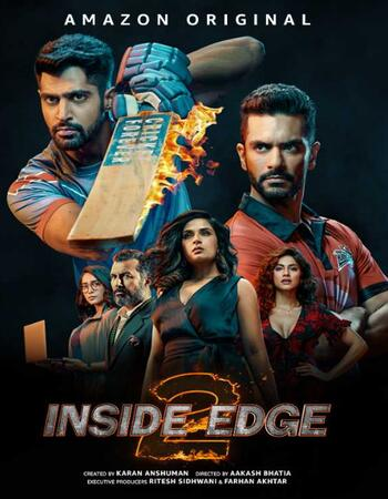 Inside Edge S02 Complete Hindi 720p 480p WEB-DL x264 3.4GB ESubs Download