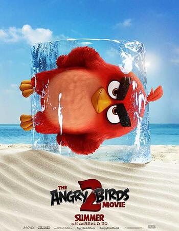 The Angry Birds Movie 2 (2019) Dual Audio Hindi 720p BluRay 900MB Full Movie Download